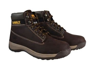 Apprentice Hiker Brown Nubuck Boots UK 9 EUR 43
